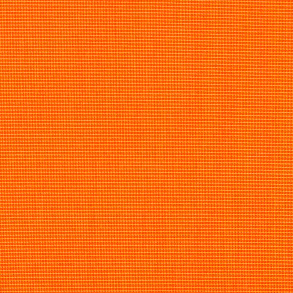 SUNBRELLA OUTDOOR SOLIDS Realistic Fabric - Tangerine