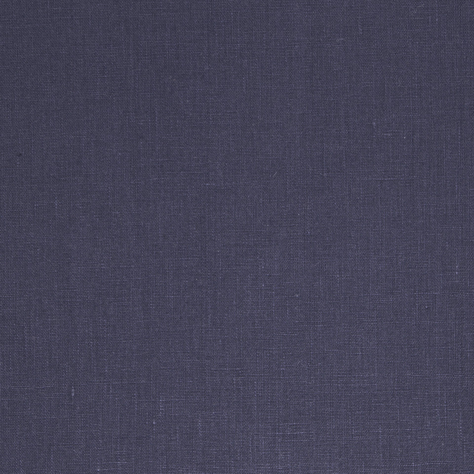 DRAPEABLE LINEN Kilrush II Fabric - Denim