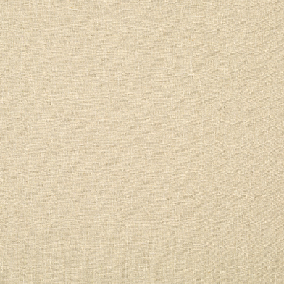 DRAPEABLE LINEN Kilrush II Fabric - Vanilla