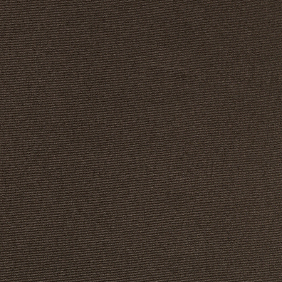 DRAPEABLE COTTON Cuba Fabric - Chocolate