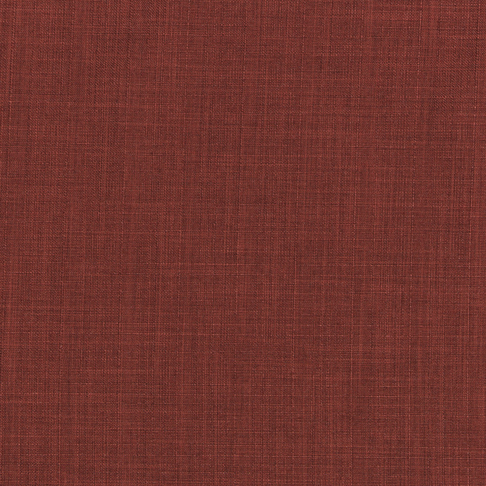 NATURAL TEXTURES Desert Hill Fabric - Lacquer Red