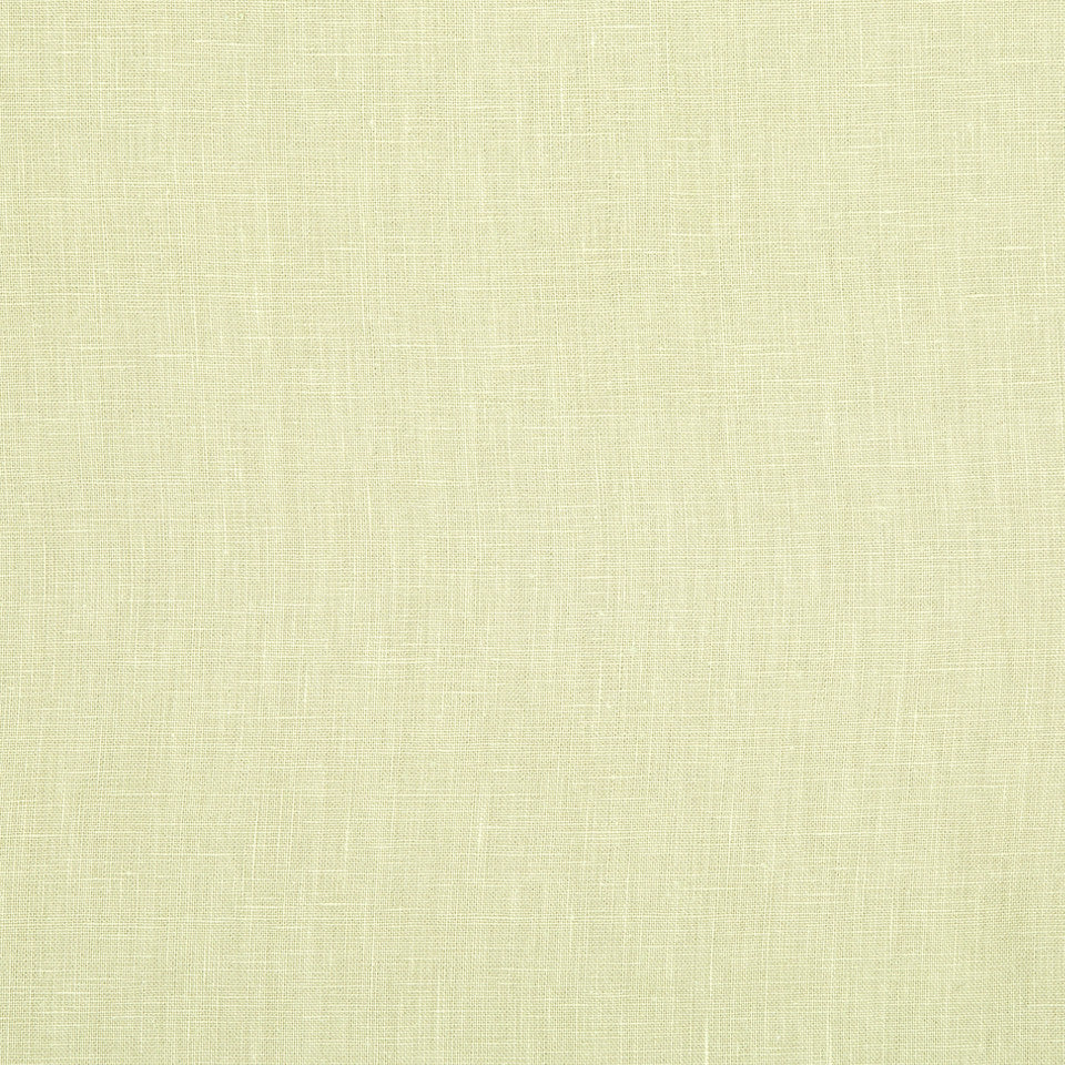 DRAPEABLE LINEN Kilrush II Fabric - Honeydew