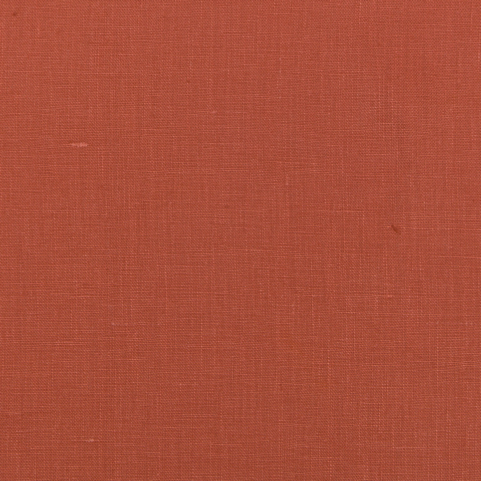 DRAPEABLE LINEN Kilrush II Fabric - Lacquer Red