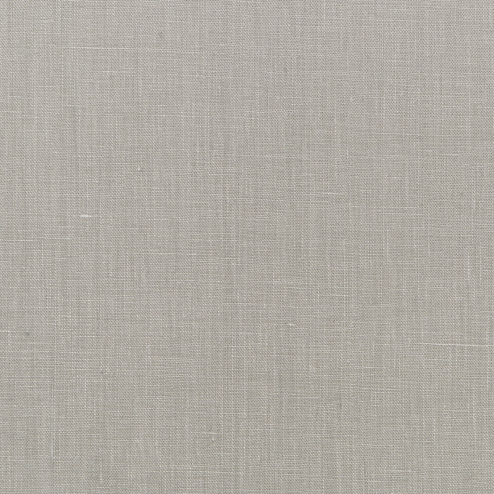 DRAPEABLE LINEN Kilrush II Fabric - Nickel