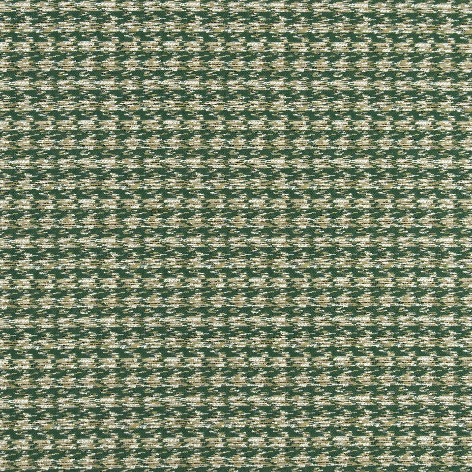 MALACHITE-ROYAL PURPLE-SLATE Texture Check Fabric - Malachite