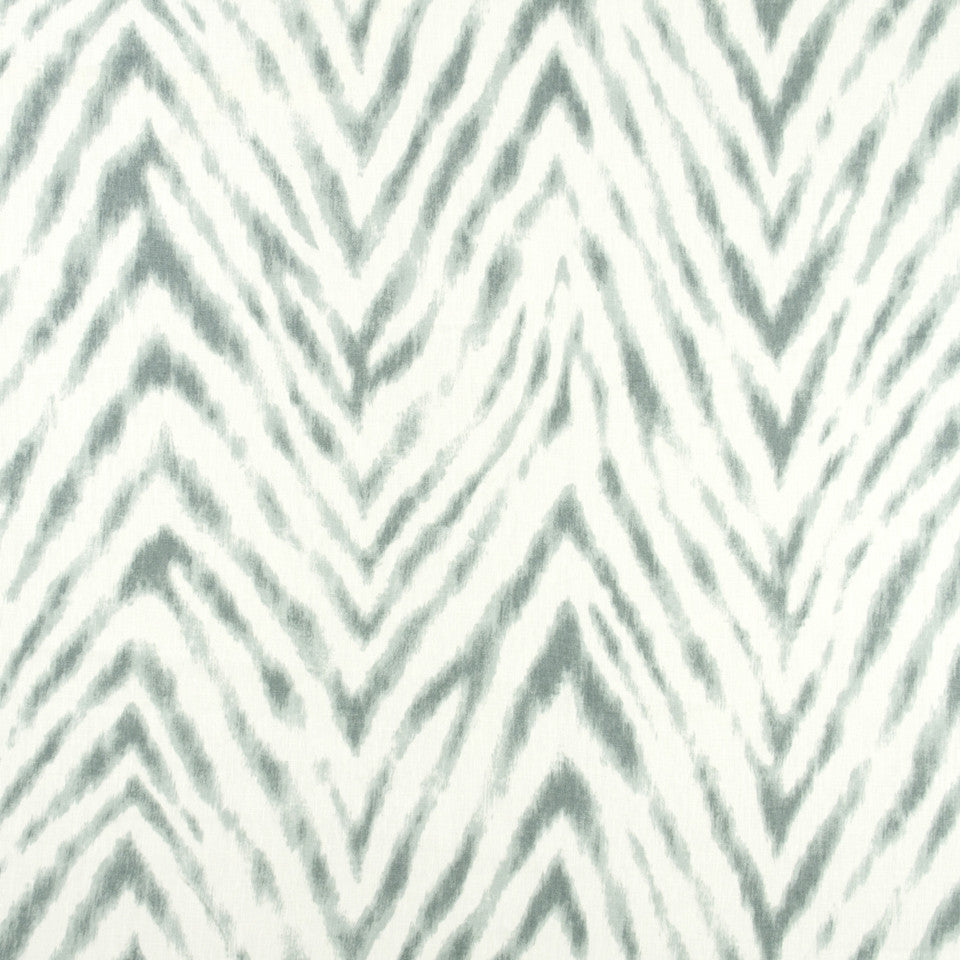 FOUNTAIN-DEW-SEA Safari Room Fabric - Sea