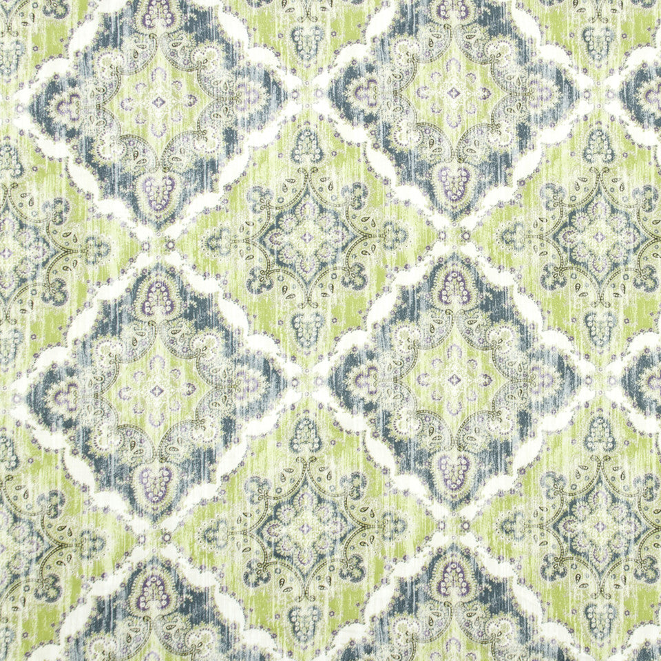 FOUNTAIN-DEW-SEA Royal Reward Fabric - Sea