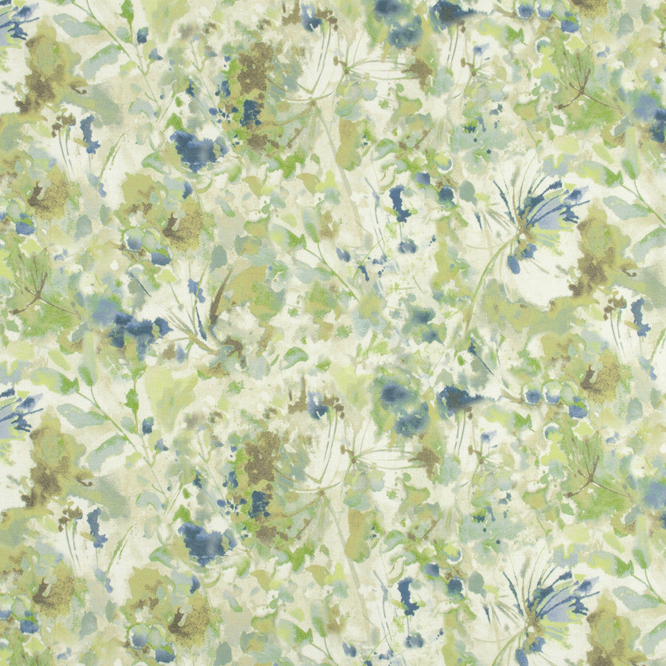 FOUNTAIN-DEW-SEA Darashia Fabric - Dew
