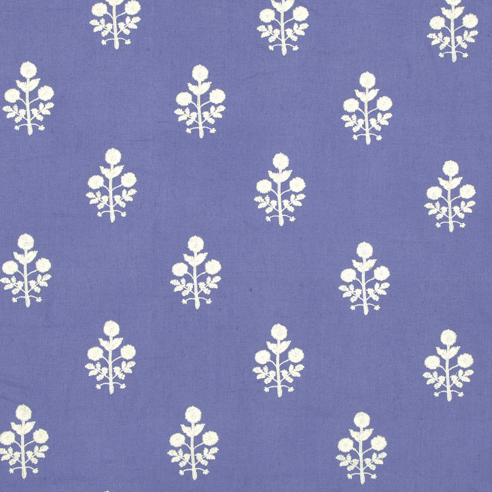 NATURALS SUNWASHED COLOR Tiny Trinket Fabric - Bluebell