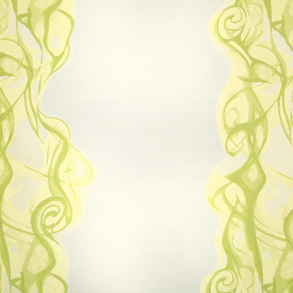 KIRK NIX ONE TEN WEST Vapor Caper Fabric - Citron