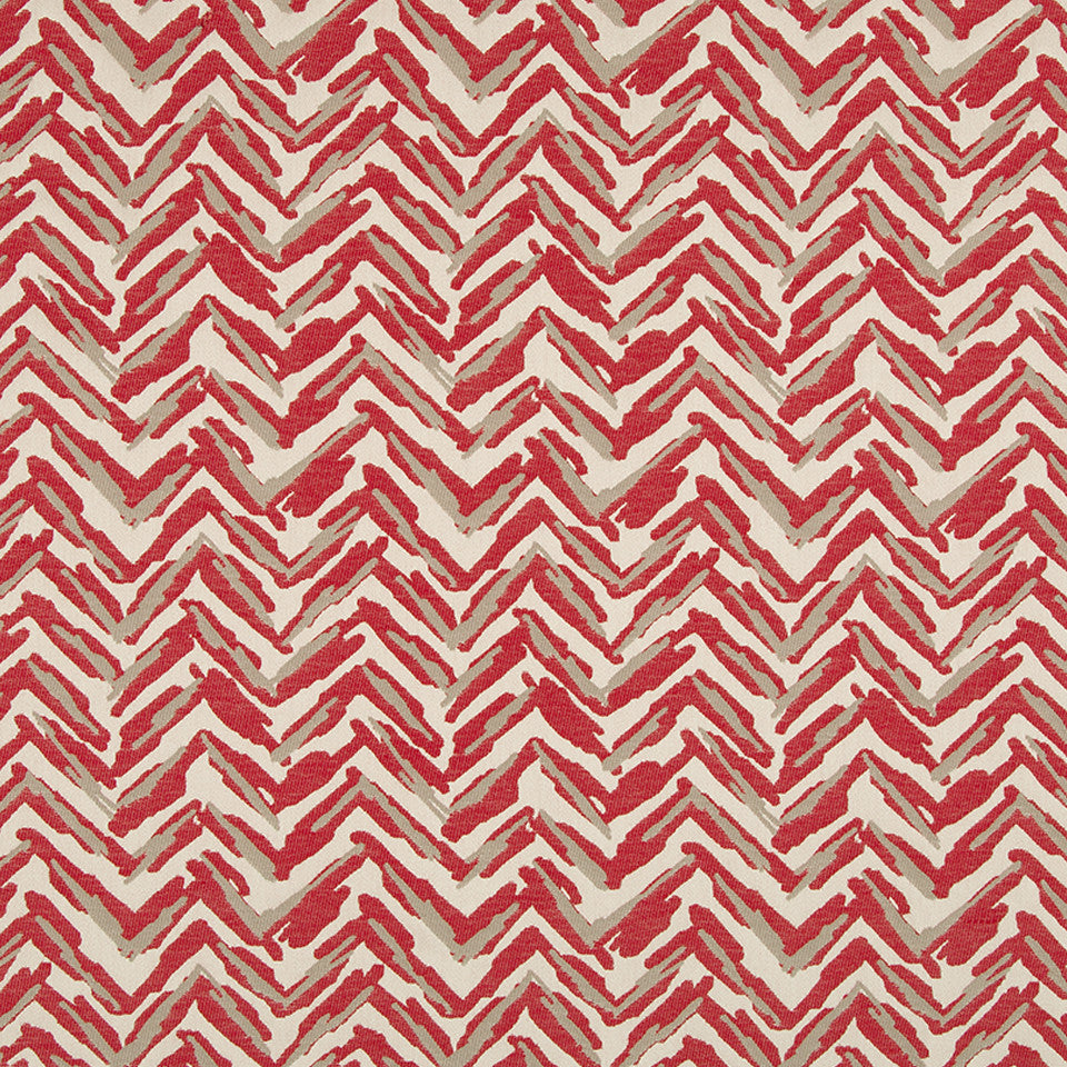 DWELLSTUDIO MODERN ARCHIVE Sena Fabric - Poppy