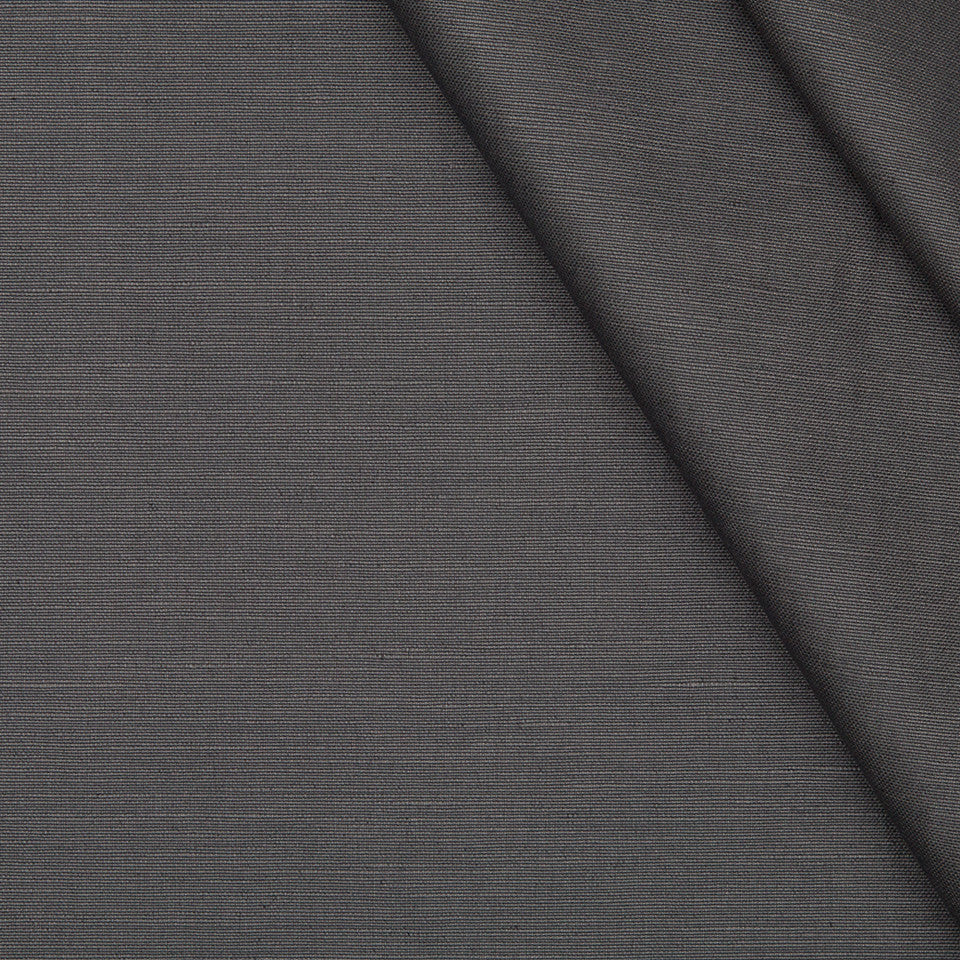 LUSTROUS SOLIDS Regency Chintz Fabric - Graphite