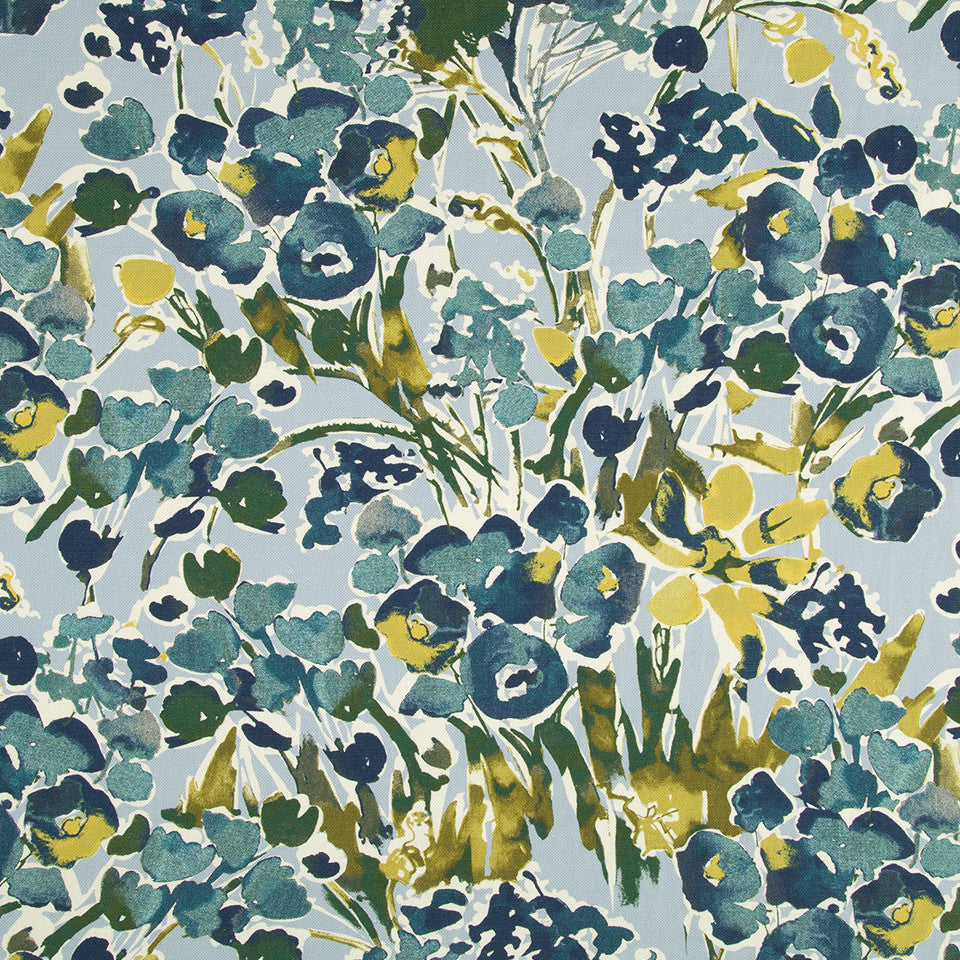 DWELLSTUDIO MODERN ARCHIVE Severine Fabric - Admiral