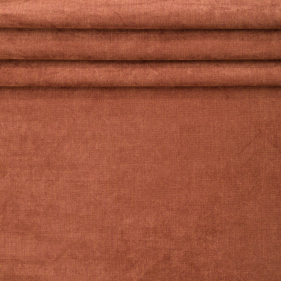 Softknit KB Fabric - Rust