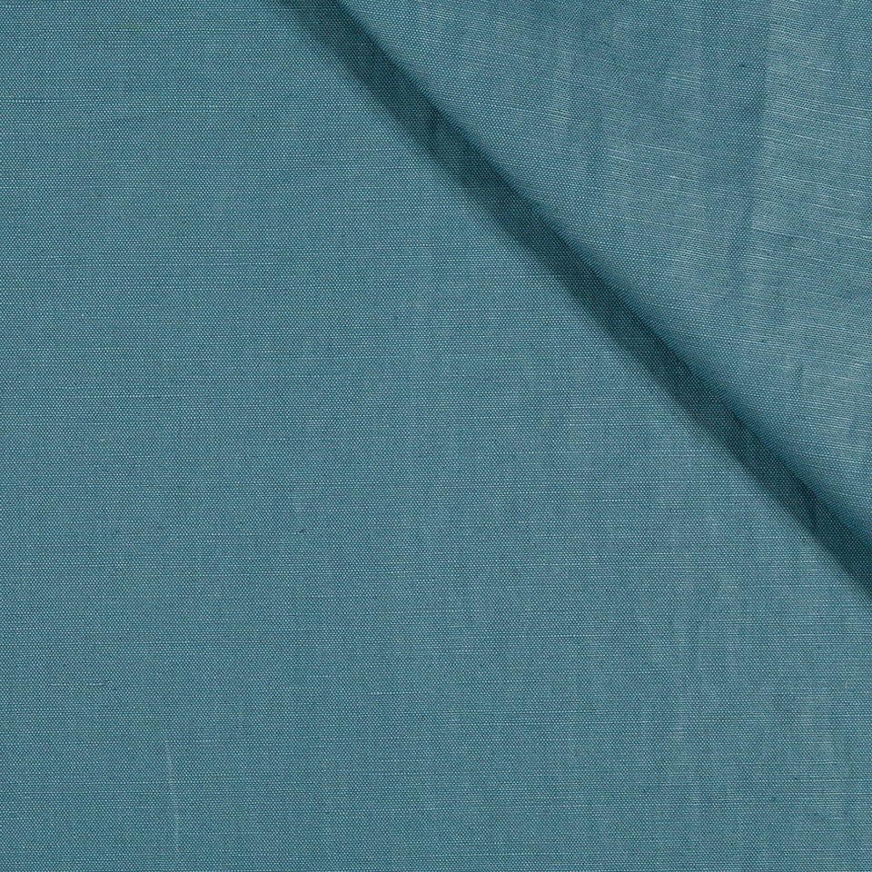 LUSTROUS SOLIDS Radiant Chintz Fabric - Cove