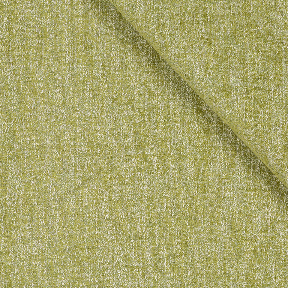 SPRING GRASS Tonal Chenille Fabric - Spring Grass
