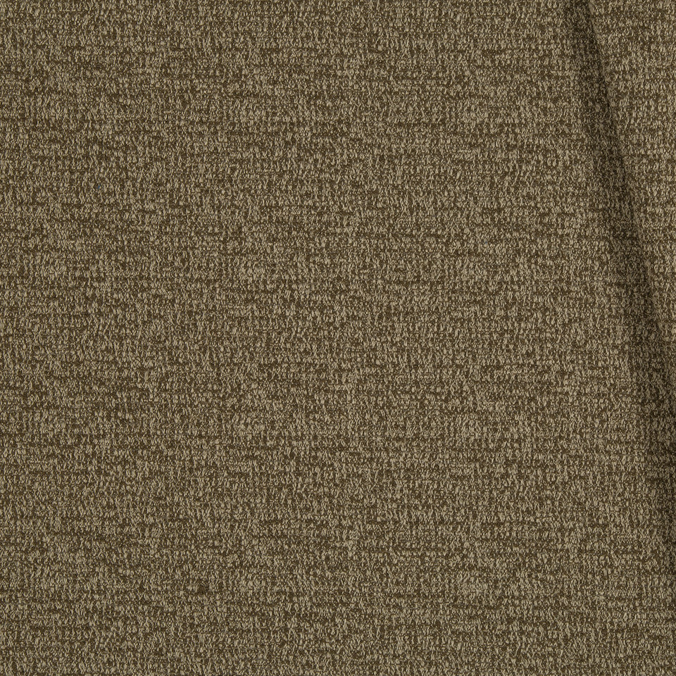 INDOOR/OUTDOOR Rough Time Fabric - Cocoa