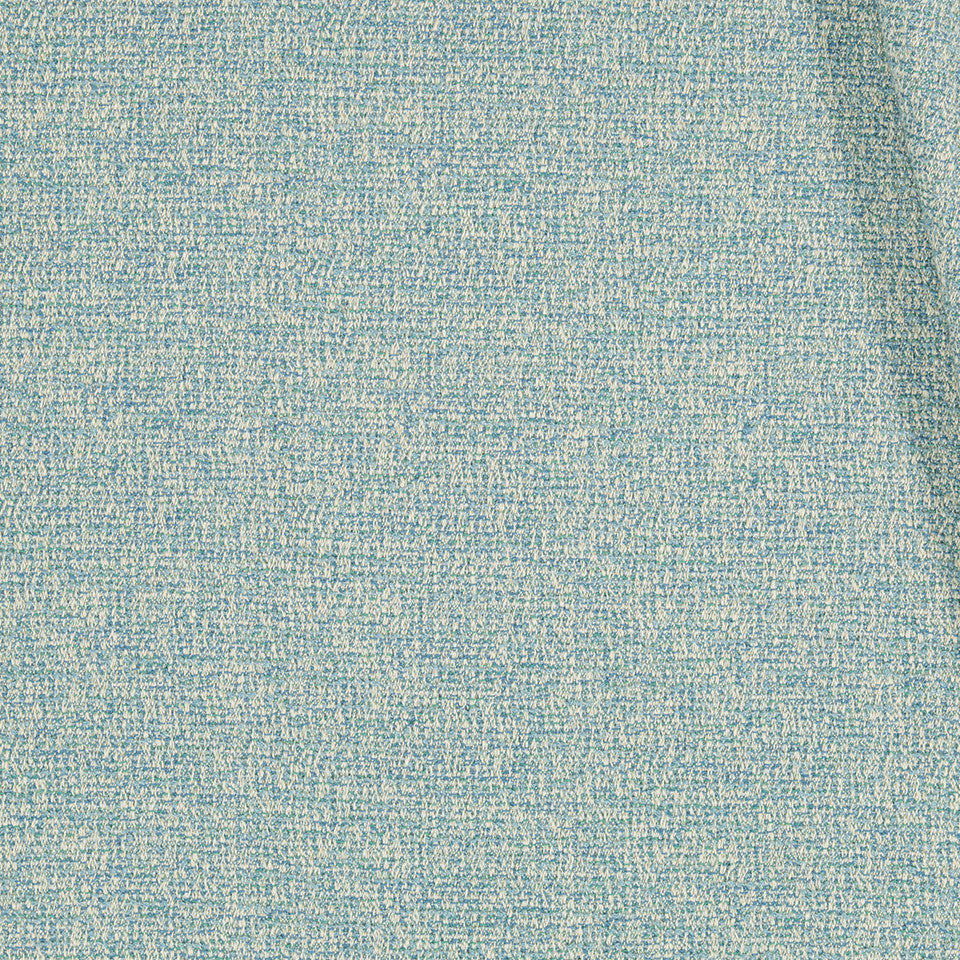 INDOOR/OUTDOOR Rough Time Fabric - Robins Egg
