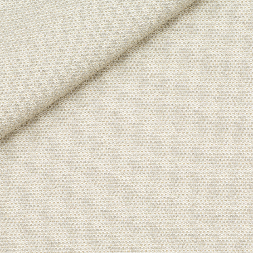 INDOOR/OUTDOOR Outdoor Boucle Fabric - Pale Cream