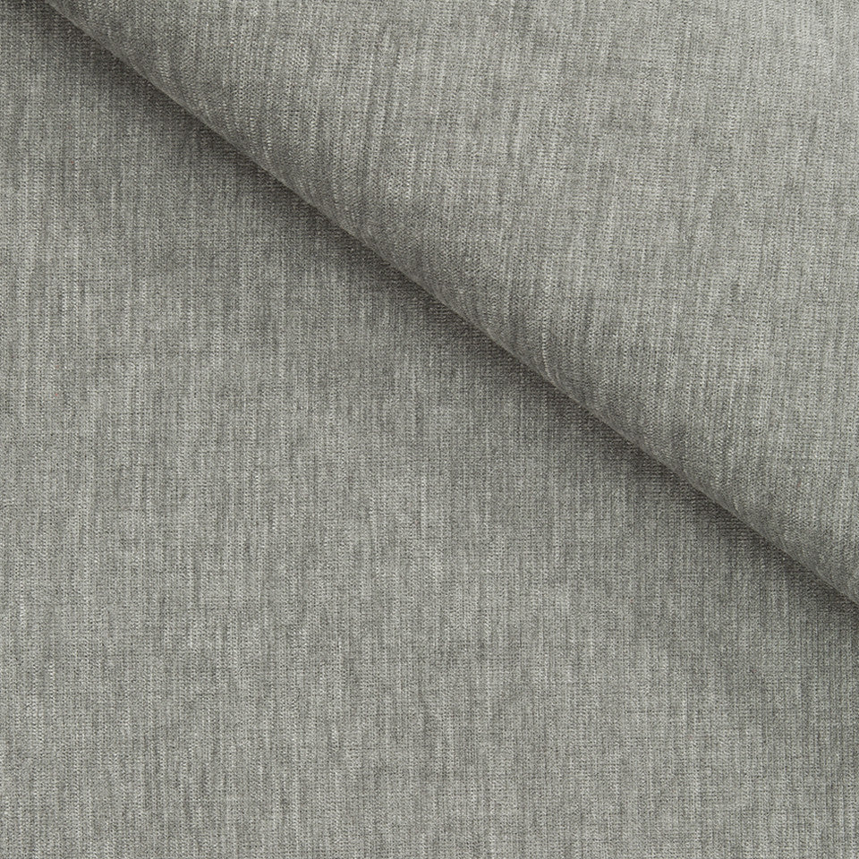 INDOOR/OUTDOOR Plush Lanai Fabric - Zinc
