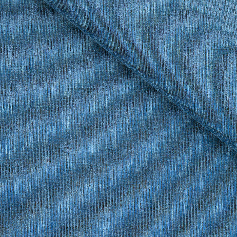 INDOOR/OUTDOOR Plush Lanai Fabric - Cobalt