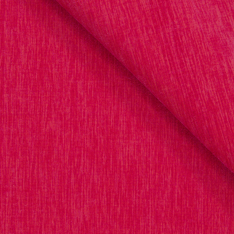 INDOOR/OUTDOOR Plush Lanai Fabric - Fuchsia