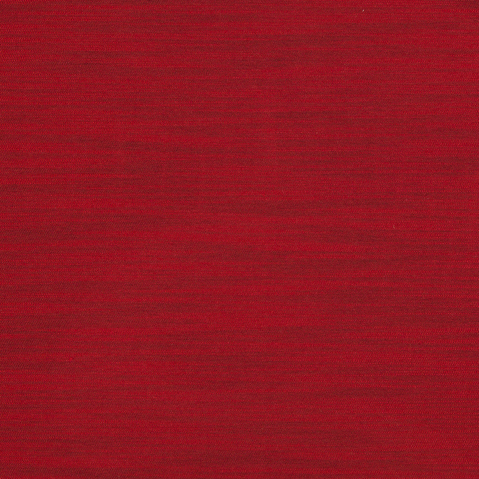 LUSTROUS SOLIDS Silky Slub Fabric - Red Hot