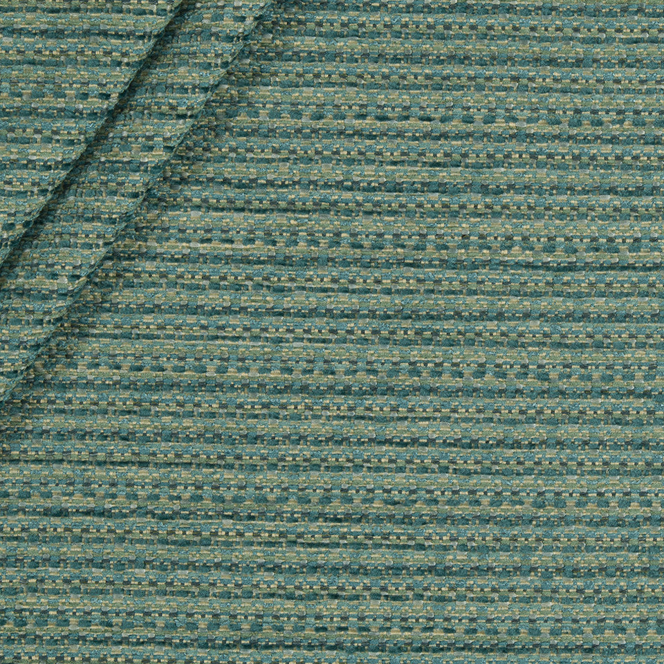 WATER Multi Chenille Fabric - Cove