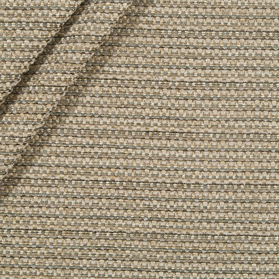 Multi Chenille Fabric - Zinc