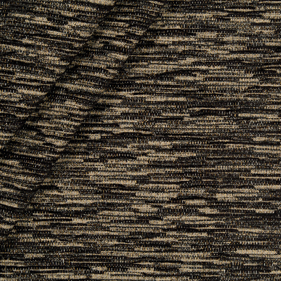TONAL CHENILLES Chenille Rib Fabric - Night Sky