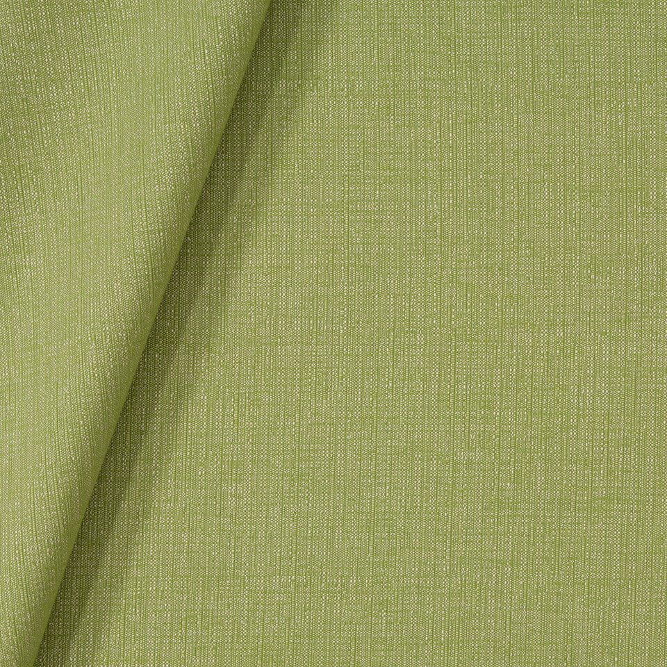 INDOOR/OUTDOOR Heather Breeze Fabric - Fresh Grass