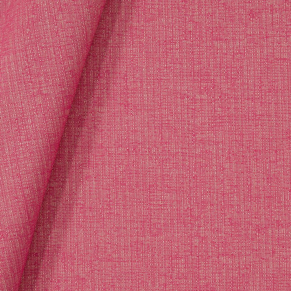 INDOOR/OUTDOOR Heather Breeze Fabric - Fuchsia