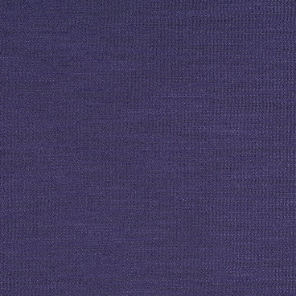LUSTROUS SOLIDS Silky Slub Fabric - Blueberry