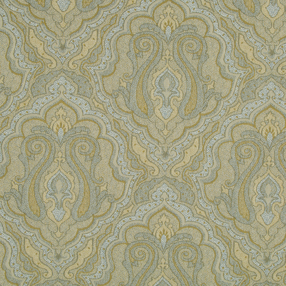 Worldly RR BK Fabric - Mineral
