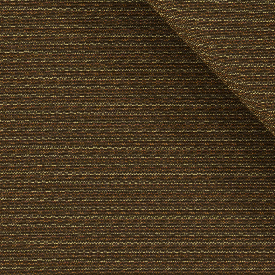 SOLID TEXTURES III Spring Dew Fabric - Saddle