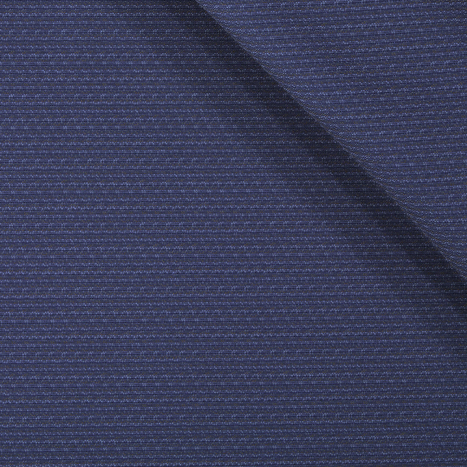 SOLID TEXTURES III Spring Dew Fabric - Sapphire