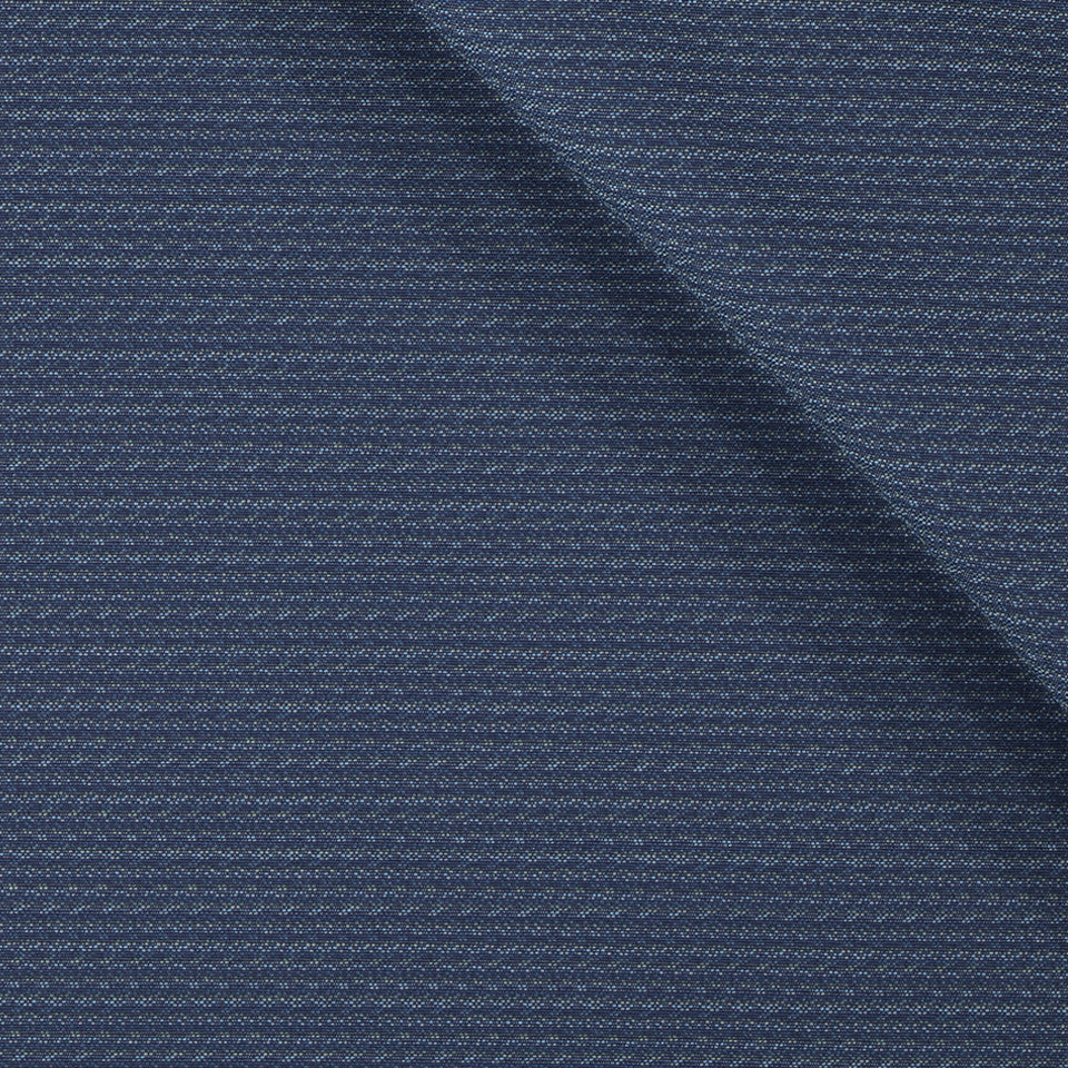 SOLID TEXTURES III Spring Dew Fabric - Cerulean