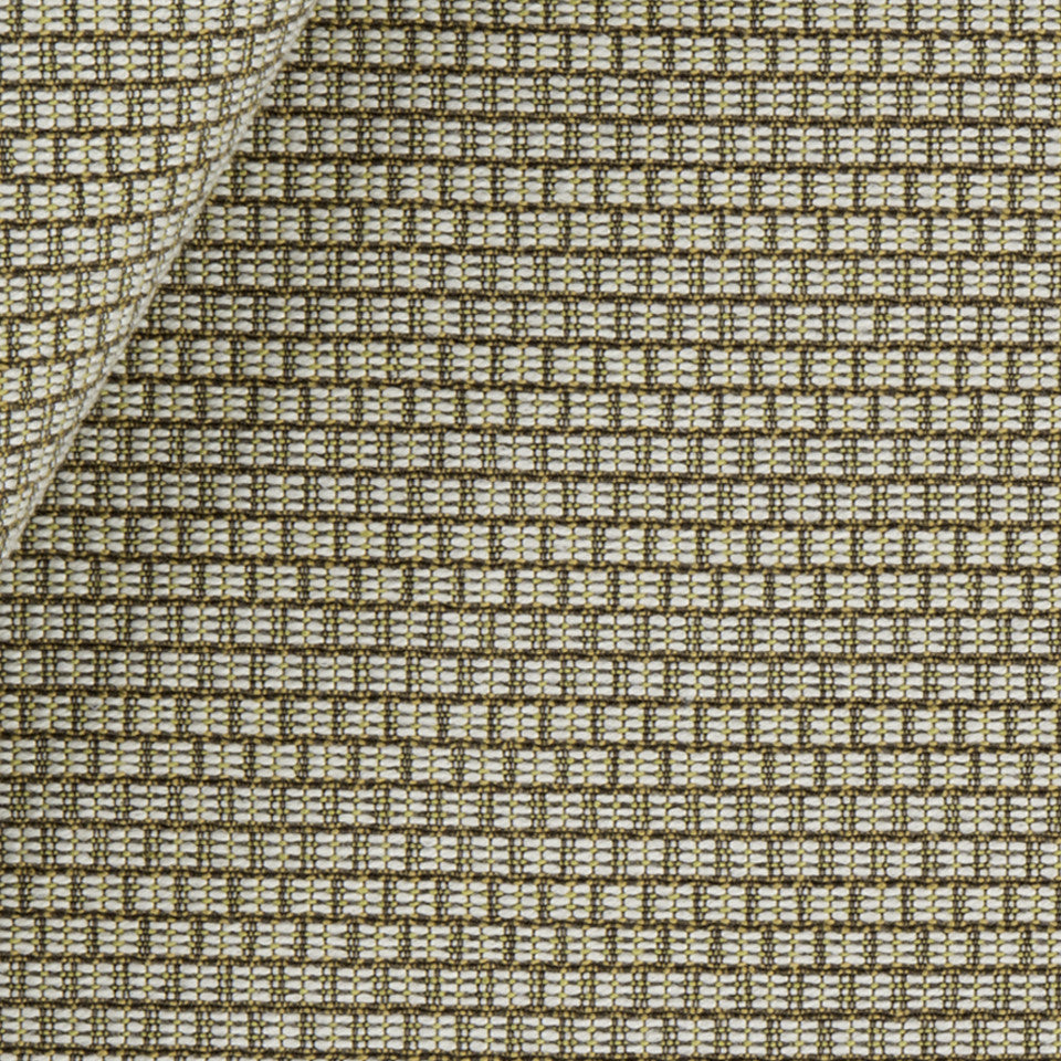 SOLID TEXTURES III Square Texture Fabric - Natural