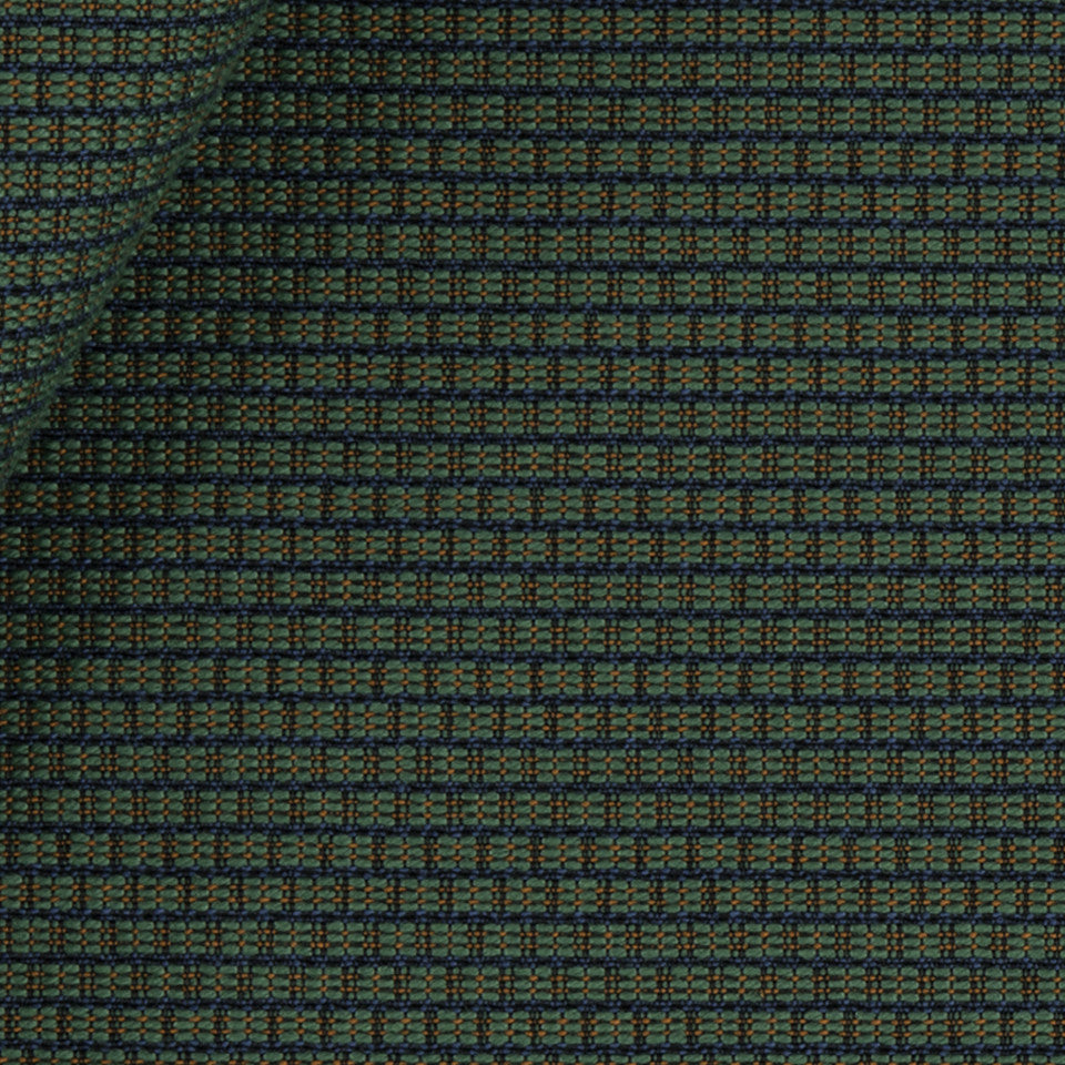 SOLID TEXTURES III Square Texture Fabric - Malachite