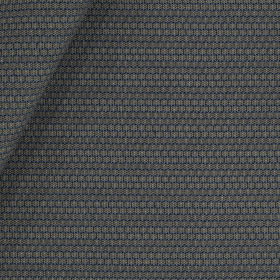 SOLID TEXTURES III Square Texture Fabric - Slate