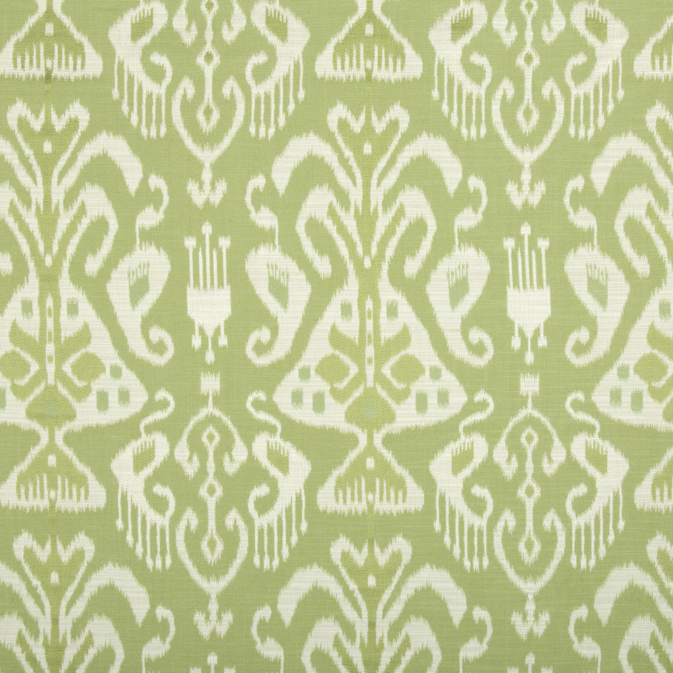 SPRING GRASS Sweet Nothings Fabric - Spring Grass