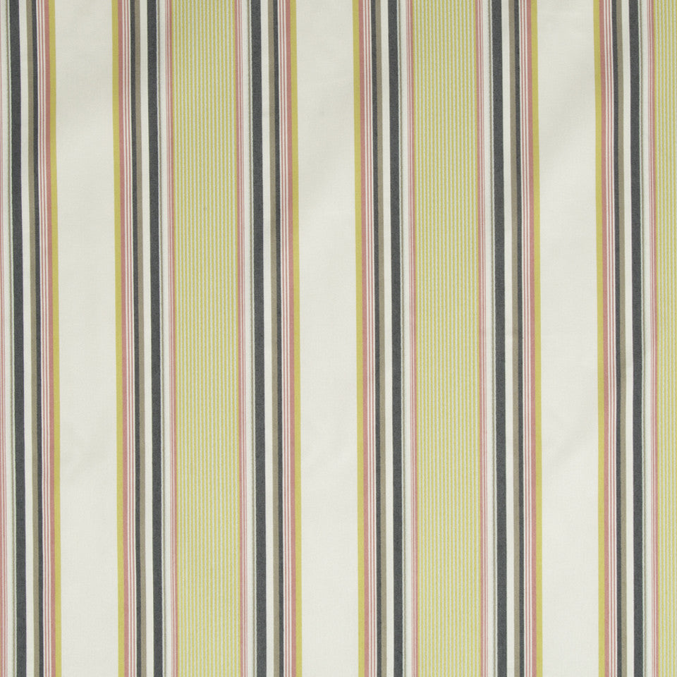 SUNRAY Michiba Stripe Fabric - Sunray