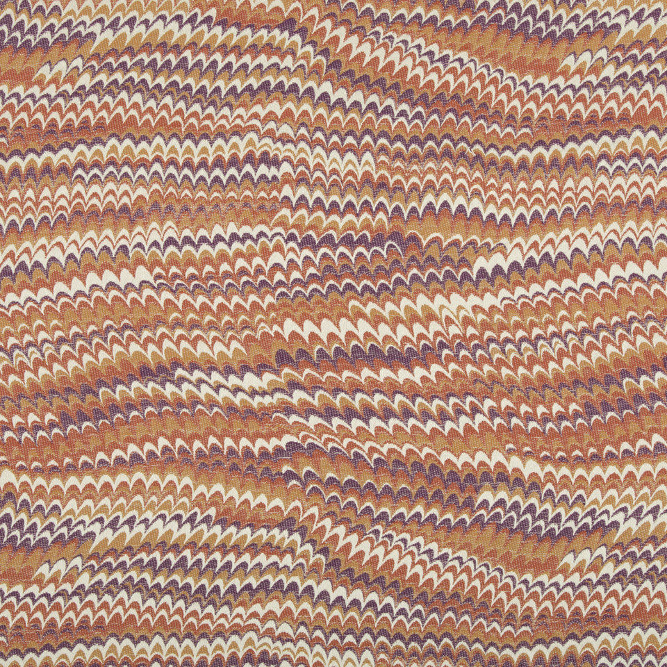CORAL REEF Perfect Wave Fabric - Coral Reef