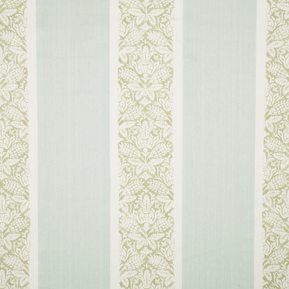 WATER Pelham House Fabric - Water