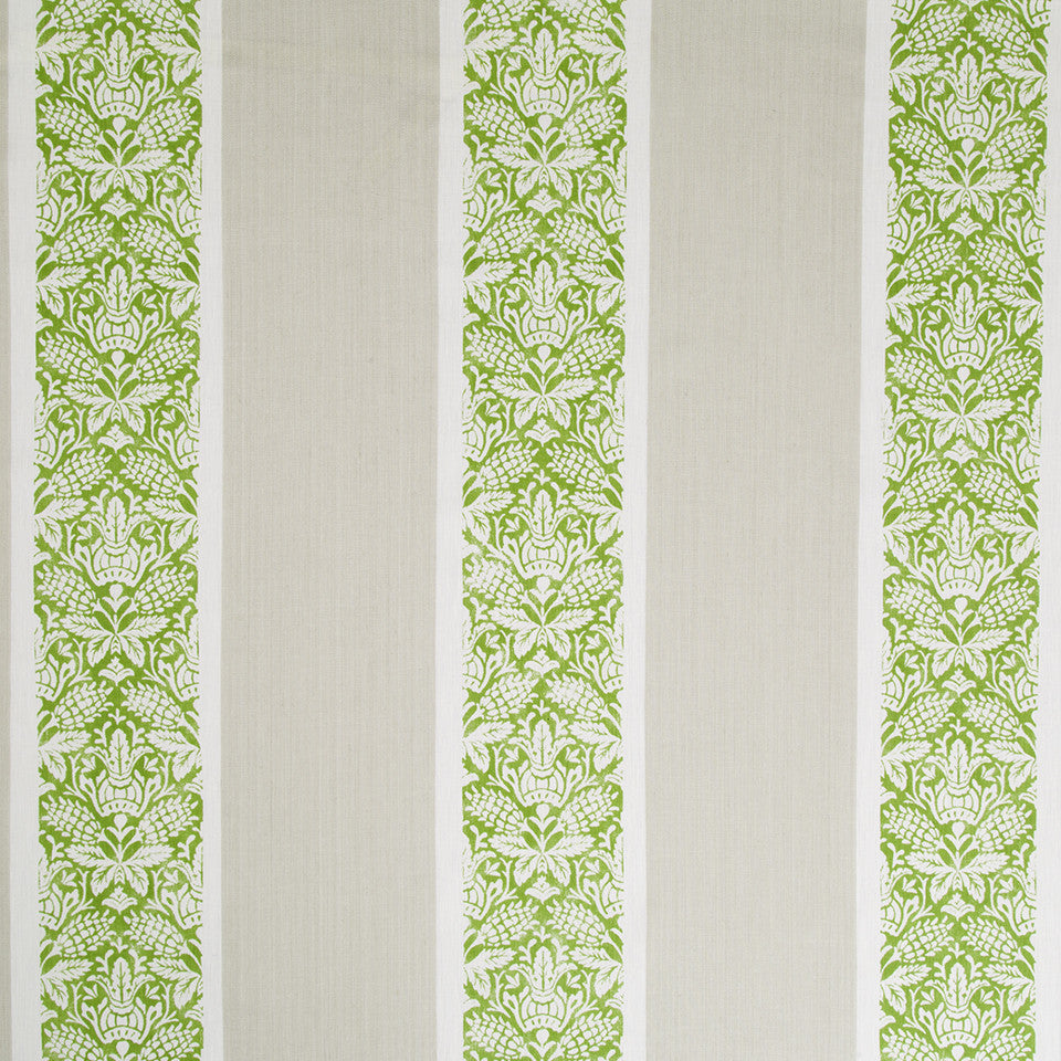 SPRING GRASS Pelham House Fabric - Spring Grass