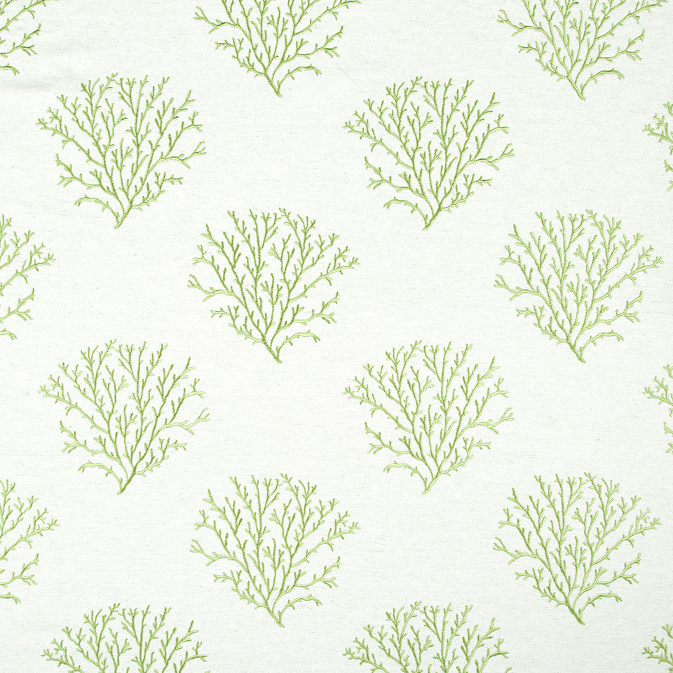 SPRING GRASS Seacrest Shore Fabric - Spring Grass