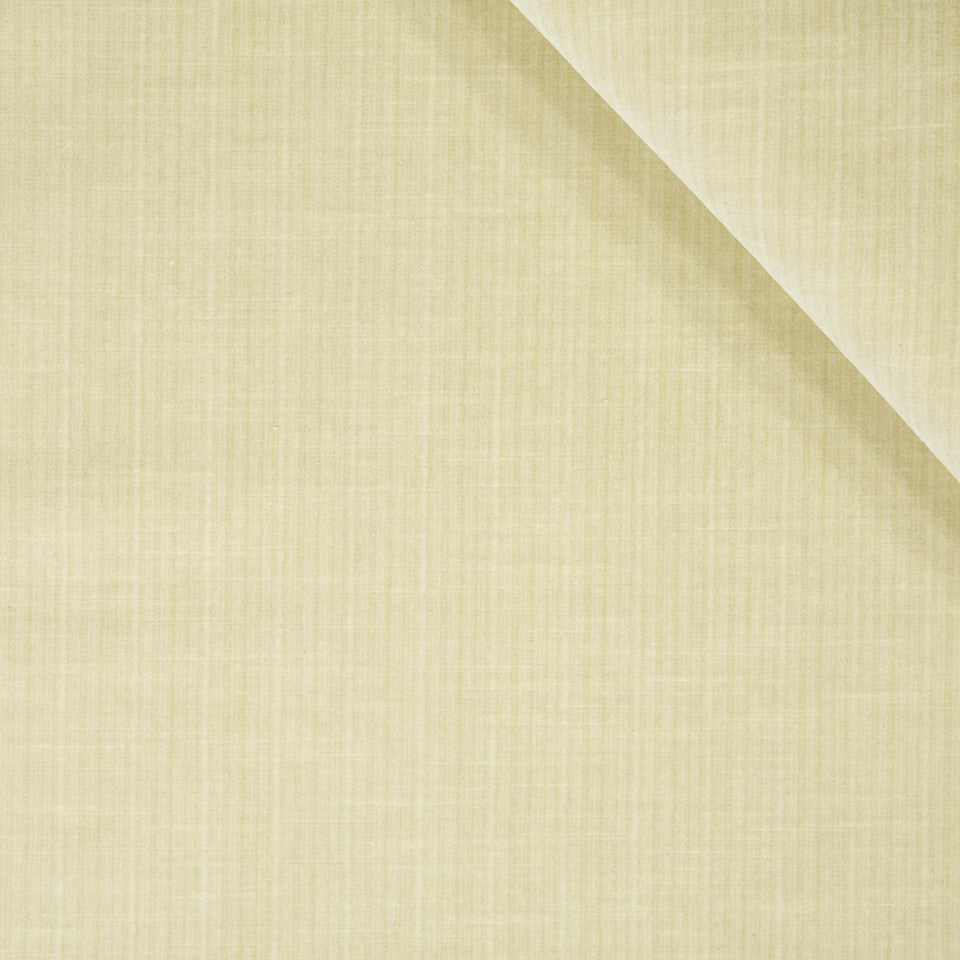 STRIE VELVETS Leyritz Fabric - Pale Cream