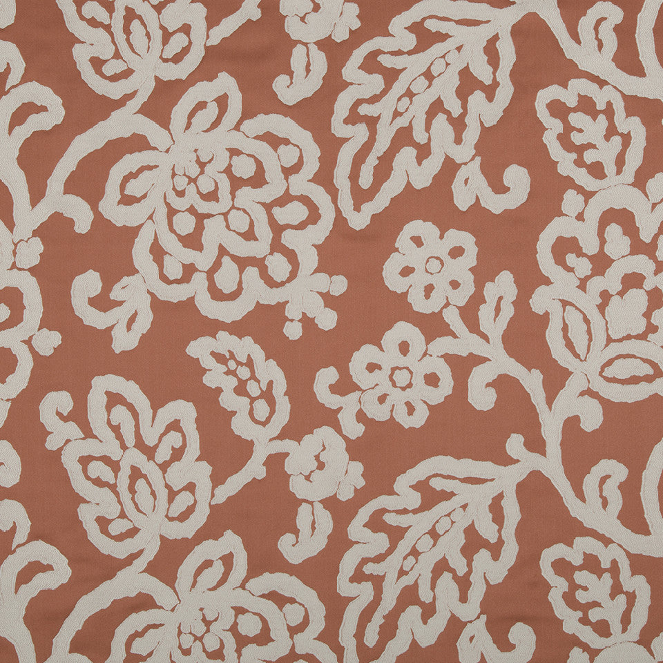 CORAL REEF Happy Beauty Fabric - Coral Reef