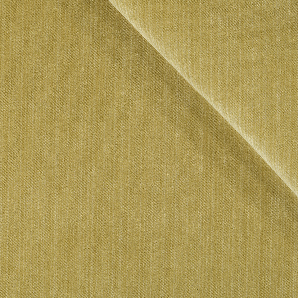 STRIE VELVETS Plush Strie Fabric - Honeysuckle