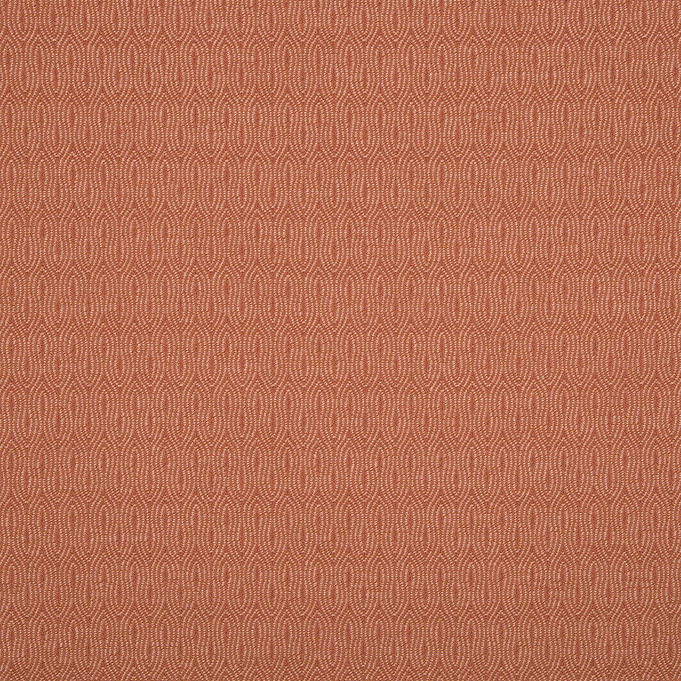 CORAL REEF Wavy Goodbye Fabric - Coral Reef